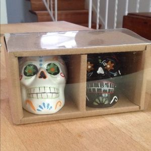 BNIB World Market Salt & Pepper Shakers